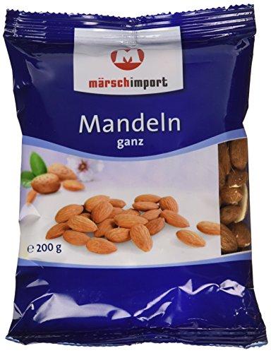 Maersch Mandeln ganz, 200 g