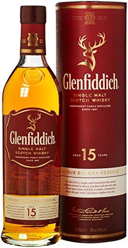 GlenfiddichSolera VAT 15 Jahre Single Malt Scotch Whisky (1 x 0.7 l)