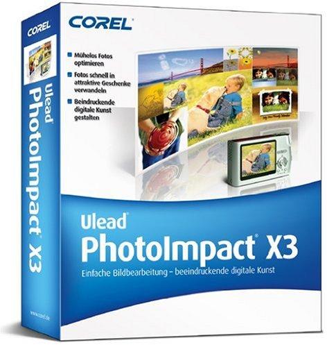 Ulead Photo Impact X3