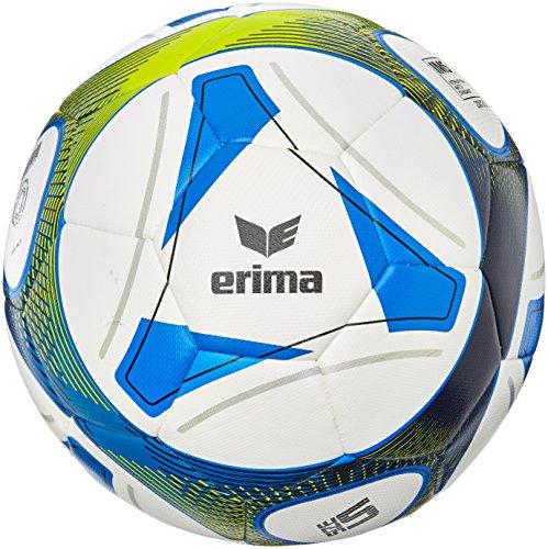 erima Fußball Hybrid Training, royal/lime, 5, 719505