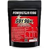 SOJA PROTEIN ISOLAT, SOY 90+, unvergleichlich hervorragender Geschmack, 100% vegan, instantisiert, gentechnisch unverändert und frei von pflanzlichen Östrogenen. Pulver (Vanille-Sahne, 1000 g Beutel)