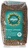 Davert Leinsamen, 8er Pack (8 x 250 g) - Bio