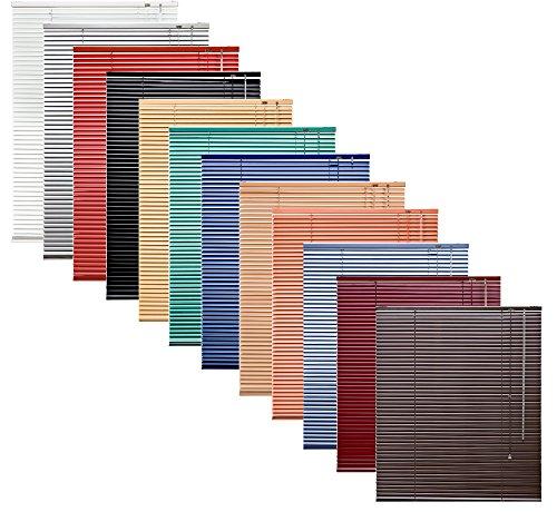Garduna ALU Jalousie # silber 60 x 130cm # - viele Farben & Größen