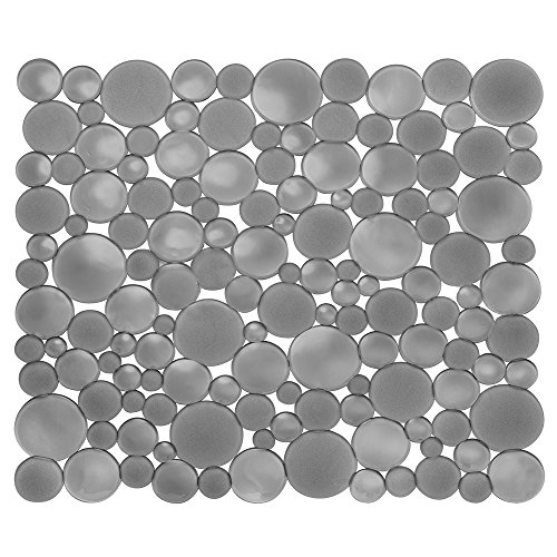 Interdesign 09251EU Bubbli Spülbecken-Matte