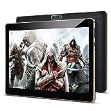10 Zoll Android Tablet PC PADGENE 32G Speicher 2G RAM 0.3MP/2MP Kamera Dual-SIM Slots USB/SD IPS HD 1280x800 WiFi/3G/2G Entsperrt Bluetooth GPS Telefonfunktion