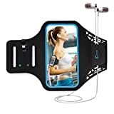 Sport Armband Handy for iPhone 7 6 6s 8 Joggen Laufen Gym Armtasche Waterproof Wristband Resistant with key pocket & small money für samsung galaxy a3 HTC ONE X iphone SE 5S 5 5C 5 Unter 4.7'