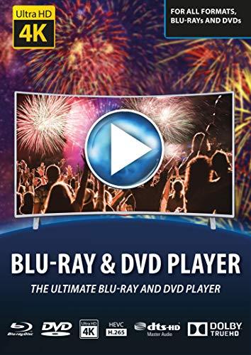 Blu-ray- und DVD-Player Software - das Media Center für Ihre Filme auf Blu-ray, DVD und anderen Audio- und Videoformaten - Windows 10 - 8.1 - 7