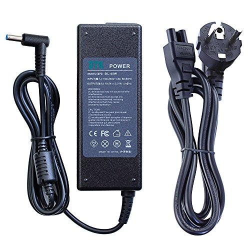 DTK Notebook Laptop Ladegerät AC Netzteil für HP Output: 19.5V 2.31A 45W Stecker: 4.5mm*3mm Ladegeräte Netzteile Netz Batterie-Stromversorgung.