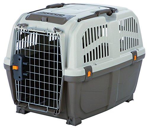 Nobby 72127 Transportbox für mittlere und große Hunde 'Skudo 4 Iata' 68 x 48 x 51 cm