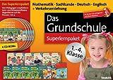 Das Grundschule Superlernpaket 1.-4. Klasse
