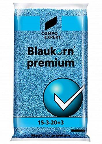 Compo Blaukorn Premium 25kg - Baumschulen & Zierpflanzenbau Grünanlagen & Landschaftsbau