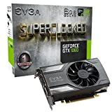 EVGA GeForce GTX 1060 SC GAMING, ACX 2.0 (Single Fan), 6GB GDDR5, DX12 OSD Support (PXOC) Grafikkarte  06G-P4-6163-KR