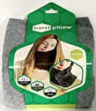 Nackenstütze in Schal-form AT Grau ideal für Reisen