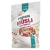Best Body Nutrition Fit4Day Protein Müsli Rote Früchte, 375 g