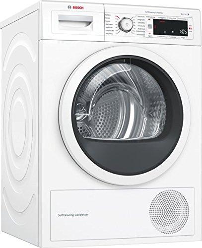 Bosch WTW87541 Wäschetrockner/9 kg/Self Cleaning/AllergiePlus/Sensitive Drying System