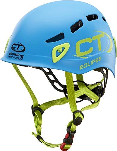 Climbing Technology Eclipse 6x 95903aaf0ctst Helm, hellblau, verstellbar 48-56cm