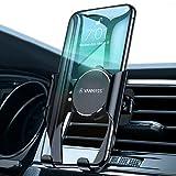 VANMASS Handyhalter fürs Auto Handyhalterung Lüftung mit Automatischer Erinnerungsfunktion Universal Kfz Handy Halterung fürs Auto Kompatibel mit XS Max/XR/X/8, Samsung S10/S10+/S9/S8/Note9 Huawei usw