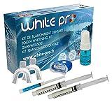 *White-Pro*20ML+LIGHT+ Zahnweiß-Gel SETS+ 20ML FLECKENTFERNUNG SPRAY + 3ML REMINERALISIERUNG - *2X10ML*-home bleaching zahn weiss non-peroxide gel-MADE IN USA-White-Pro-
