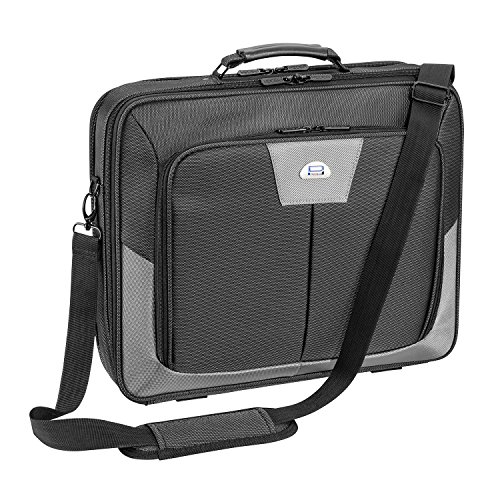 Pedea Premium Notebooktasche bis 43,9 cm (17,3 Zoll) grau