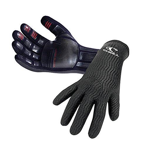 O'Neill Wetsuits Erwachsene Handschuhe FLX Glove, Black, L, 2230-002