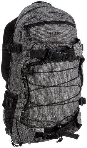 FORVERT Backpack New Louis, Flannel Grey, 50.5 x 26.5 x 12 cm, 19.5 Liter, 880060
