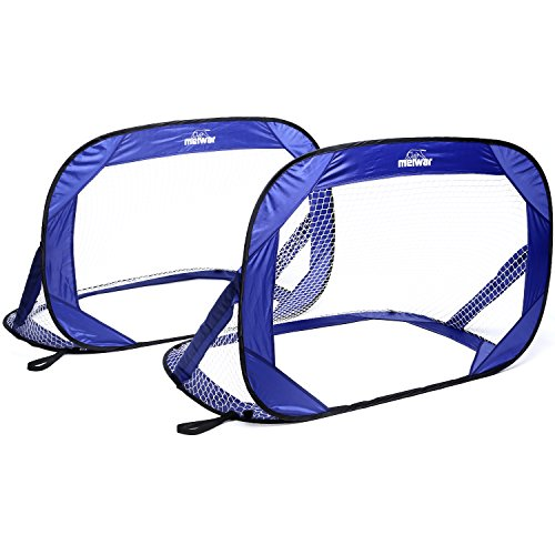 gipfelsport Pop-up Tore 2X Blau