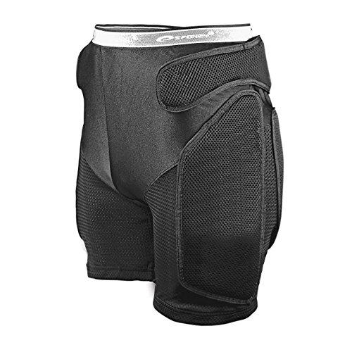 Spokey Snowboard Protektoren Unterhose Snow Protector-Shorts Hüftschutzhosen, Snow Größen:S