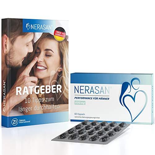 Nerasan - 600 mg - für Männer - Performance, Liebeskraft und ein erfülltes Liebesleben