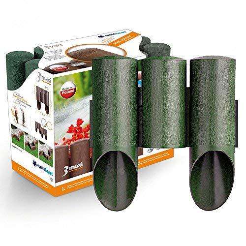Cellfast Gartenpalisade MAXI 2,1m, 34-012