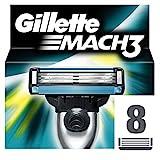 Gillette Rasierklingen Mach3, für Herren, 8Stück