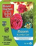 Bayer Garten Rosen Kombi-Set Pilzbekämpfung, Weiß, 130 ml