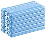 PEARL Kühlakku: 6er-Set Kühlakkus mit je 200 g Füllung, für bis 12 Stunden Kühlung (Kühlelement)