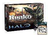 Halo Risiko Brettspiel Gesellschaftsspiel Spiel + Zusatzartikel (+ Tattoo Pack)