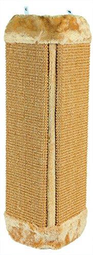 Trixie 43431 Kratzbrett für Zimmerecken 32 × 60 cm, braun
