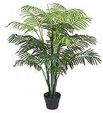 PASAMO 06736 Palme Kunstpflanze 125cm