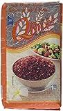 Q Rice Jasminreis, rot, Langkorn, 12er Pack (12 x 1 kg)