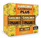 Garcinia Cambogia + Cholin + Chrom. Appetitminderer, natürlicher Fatburner. Ihre natürliche Ergänzung, um diese zusätzlichen Kilos loszuwerden. 60 + 60 Tabletten.