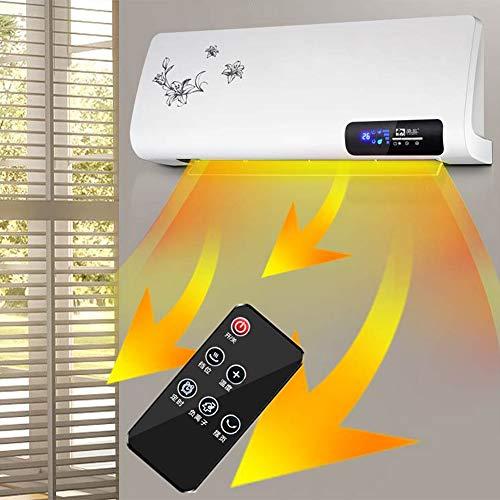 PTC, 2000W Heizung, energiesparende Heizung, wasserdichte und energiesparende Elektroheizung für Badezimmer, elektrische Wandheizung, Heißluftheizung