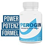 PEROGIN Power-Potenzmittel für Männer, Erektion und Testosteron Booster, rezeptfrei, 90 Potenzpillen