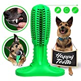 MOZOOSON Hundezahnbürste Hundespielzeug Kauspielzeug Hunde Zahnpflege Kinder Große Silicon Pet Zahnbürste Zahnreinigung Geschenk für Haustiere