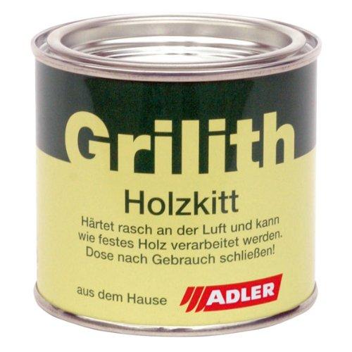 ADLER Grilith Holzkitt 200ml natur Holzreparatur Kitt Spachtel für Holz