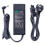 Dtk Notebook Laptop Ladegerät AC Netzteil für Toshiba / Lenovo / Medion / Asus High Quality Output: 19V 4,74A 90W Ladegeräte Netzteile NETZ Batterie-Stromversorgung 5.5mm*2.5mm