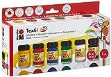 Marabu 171600087 Textil, Starter Set