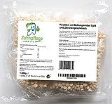 Zahnpflege Pool XYLIT Anti-Karies Lutschpastillen | Kariesschutz Bonbons | Vegan | 1.000g Zahnhygiene Tabletten | zuckerfrei (Zitrone)