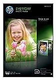 HP CR757A Everyday Glossy Standard Fotopapier 200g/m2 10x15 cm 100 Blatt, weiß