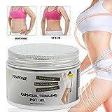 Cellulite Creme, Anti Cellulite, Cellulite massage, straffende Crème aktiviert die Haut zur Verbesserung der Hautkontur, zur optimalen Aufnahme der Wirkstoffe, Hilfe Bei Orangenhaut und Cellulitis, 120ml.