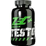 ZEC+ TESTOSTERON Booster   Steigerung der körpereigenen Hormonproduktion   Männlichkeitshormon   TESTO   Kraft   Ausdauer   Fettverbrennung   Muskelwachstum   120 Kapseln