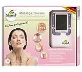 SaneoVITAL Massage * TENS EMS Reizstromgerät * Massagegerät * deutsche Markenqualität * Medizinprodukt * Gesichtsmassage * Bauch-Beine-Po-Massage u.a.