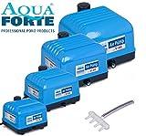Aquaforte Hi-Flow Luftpumpe V-10, 4 l/min (bei 1,2 m), sehr leise, 10 W