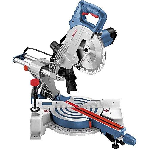 Bosch Professional Paneelsäge GCM 800 SJ (Kreissägeblatt, Innensechskantschlüssel, Karton, Sägeblattdurchmesser: 216 mm, Sägeblattbohrungs-Ø: 30 mm, 1400 Watt)